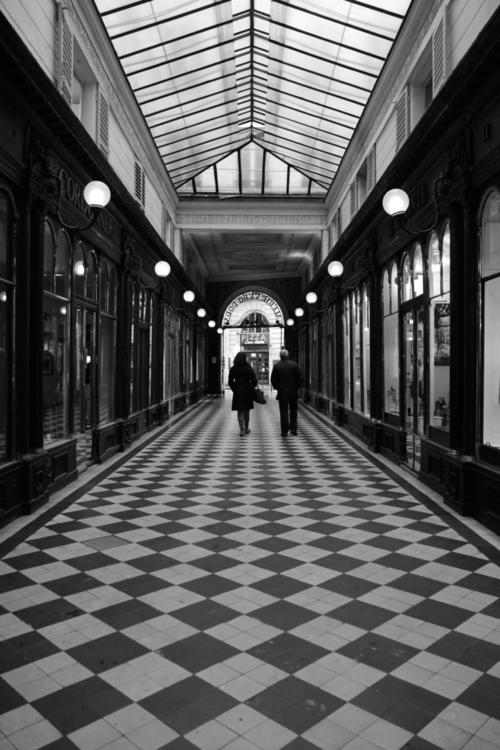 Passage Vérot-Dodat by Meagan Kirkpatrick